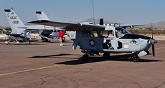 102712-178, N48233 Cessna M337B (skw9413) Tags: arizona aircraft 1442mmlens copperstateflyin
