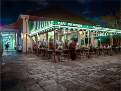 "Cafe Du Monde - New Orleans • <a style=""font-size:0.8em;"" href=""http://www.flickr.com/photos/85864407@N08/8140534896/"" target=""_blank"">View on Flickr</a>"
