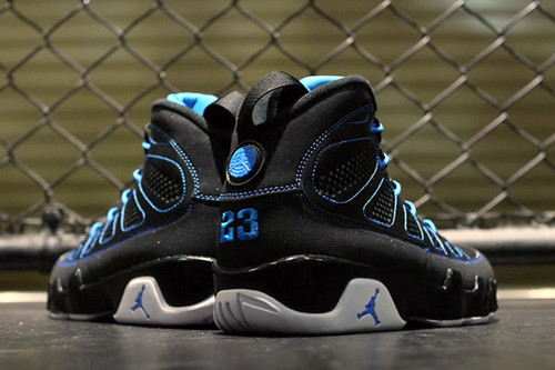 "Air Jordan 9 Retro ""Photo Blue"" Colorway"