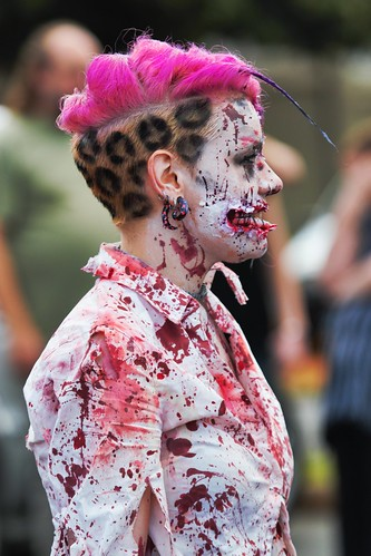 Joburg Zombie Walk 2012