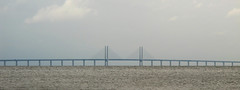 Sontbrug - resundbron (naturum) Tags: bridge autumn fall geotagged sweden herfst september sverige bro brug malm hst 2012 zweden cablestayedbridge tuibrug sontbrug resundbron pregamewinner geo:lat=5561324714 geo:lon=1297142565