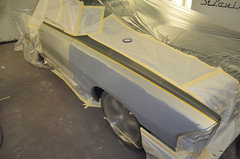 """1965 Pontaic Parisienne Convertible Restoration • <a style=""""font-size:0.8em;"""" href=""""http://www.flickr.com/photos/85572005@N00/8150675154/"""" target=""""_blank"""">View on Flickr</a>"""