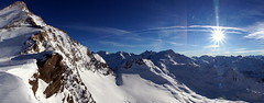 Panorama of the backside of Kitzsteinhorn (WeatherMaker) Tags: alps austria sterreich alpen zellamsee kaprun kitzsteinhorn pinzgau salzburgerland supershot absolutelystunningscapes