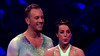 Beth Tweddle and dance partner Daniel Whiston