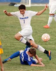 _1250-ISO (Aaron Acosta Photography) Tags: soccer randolphcommunitycollege randlemanhighschool asheborohighschool jaycapers aaronacosta biomedicalphotojournalism