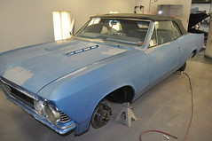 """1966 Chevelle SS 396 Convertible • <a style=""""font-size:0.8em;"""" href=""""http://www.flickr.com/photos/85572005@N00/8371611250/"""" target=""""_blank"""">View on Flickr</a>"""