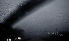 Las nicas Lgrimas Divertidas (Lucas Bravo) Tags: viaje rain luces drops lluvia bokeh amor it gotas when windshield raining melancola rains momentos fotografa parabrisas lloviendo lucasbravop