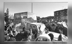 Papa Wojtyla a Prato 19 marzo 1986 (Rodolfo Bontempi photos (1500.000 views)) Tags: vaticano chiesa papa 1986 19 marzo rodolfo wojtyla bontempi rodolfobontempi