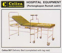 CELICA HOSPITAL EQUIPMENT 557 DELIVERY BED (Celica Hospital Equipment) Tags: purifurniture puri furniture mebel interior perlengkapan hospitalequipment peralatanrumahsakit celica hospital equipment peralatan rumah sakit steelbunkbed wardbed babycot patienttransfercart hospitalfowlerpositionbed fowler position examiningtable deliverybed dressingtable cabinetforbaby plastertrolley mediward treatmentchair gynaecology screen bassinetbed oxygen cylinder truck oxygencylindertruck utilitytrolley bed side cabinet bedside bedsidecabinet utilitycart dressingcart instrumenttable foodcarriage instrumentcarriage laundry cart urinal pan trolley invalidchair medicine medicinecabinet instrument instrumentcabinet sidebedtable overbedtable bowlstandsingle bowlstand bowlstanddouble infusionstand floorlamp