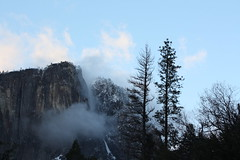 Clearing storm in Yosemite Valley (Tom Holub) Tags: snow yosemitefalls yosemite clearingstorm