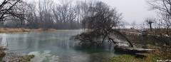 Fermo / Idle (Abulafia82) Tags: panorama color colors lago colore pentax tripod 1855 nebbia acqua inverno colori paesaggi paesaggio k5 autofocus cavalletto panorami tappo ciociaria lungaesposizione polarizzatore 2013 treppiede postafibreno polarizzatorecircolare lagodipostafibreno da1855wr 1855wr pentaxk5 da1855alwr inverno2013 tappoermetico fotgacplfilter 19gennaio2013