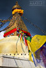 Follow the colors (Mihai Sebastian Manole) Tags: travel nepal light color colors canon temple natural stupa flags holy mind boudhanath mediatation 1635mm culori templu
