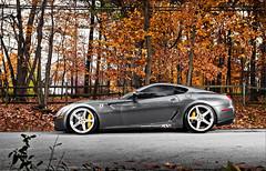 Ferrari 599 / ADV.1 Wheels (jeremycliff) Tags: chicago canon illinois italian ferrari exotic supercar v12 599 ferrari599 jeremycliff photomotive adv1wheels thephotomotivecom thephotomotive photomotivecom jeremycliffcom jcliffphoto ferrariadv1 adv1599