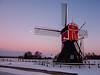 De Buitenwegse molen in Oud-Zuilen, the Netherlands (Frans.Sellies) Tags: sunset moon snow holland mill ice netherlands windmill night geotagged utrecht dusk nederland thenetherlands polder drainage oudzuilen postmill abigfave poldermolen wipmolen blinkagain hollowpostmill p1510565 geo:lat=5213395890982193 geo:lon=5065850615501404