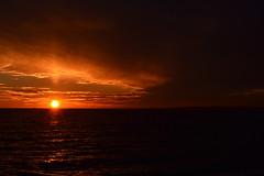 Red Night (kcarney80) Tags: light sunset sky cloud sun color art love nature yellow photography photo nikon photos d3100 nikond3100