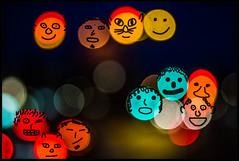 Monday faces 28/365 (Skley) Tags: photo foto fotografie faces bokeh creative picture commons cc smiley monday bild kreativ montag gesichter 28365 montags skley