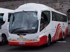 Bus Eireann SP103 (08D30990). (Fred Dean Jnr) Tags: dublin bus coach pb scania buseireann irizar k114 april2010 sp103 08d30990 buseireannbroadstonedepot
