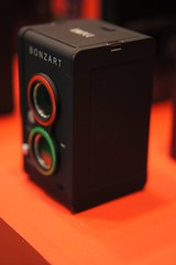 Bonzart (shinnygogo) Tags: show camera japan digital toy photography reflex international imaging yokohama feb kanagawa  pacifico compact cipa  twinlens    2013 cameralike cpplus   cp2013