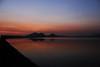 Reservoir (db3rdeye) Tags: sunset sun reservoir vizag steelplant visakhapatnam
