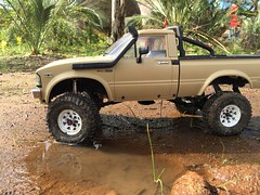 Rc4wd Hilux (rustyoctopus) Tags: rc4wd mohajve hilux crawler rockcrawlers