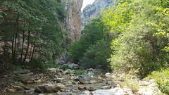 Gole del Salinello - overview (GlobalQuiz.org) Tags: gole del salinello mountains trekking