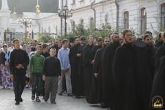 24. Meeting of the Svyatogorsk Icon of the Mother of God / Встреча Святогорской иконы в Лавре