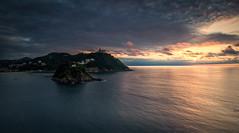 Sunset in San Sebastian (jsvamm) Tags: ifttt 500px sunset sun sky clouds water sea ocean blue summer seascape beautiful light night