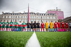 Homeless World Cup 2016 (Homeless World Cup Official) Tags: hwc2016 homelessworldcup aballcanchangetheworld thisgameisreal streetsoccer glasgow soccer bulgaria poland referees scotland