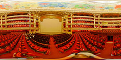 Palais Garnier Theatre Space (Terry Babij) Tags: 2016 arts france operagarnier operahall palaisgarnier paris preformanceceentre summer theatre travel vacation