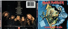 Iron Maiden - No Prayer For The Dying (hube.marc) Tags: iron maiden no prayer for the dying cd disque pochette musique