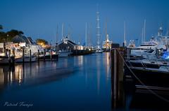 Nantucket night (patrickfranzis) Tags: nantucket mass ships water reflections night nikon
