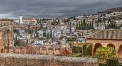 GRANADA (toyaguerrero) Tags: granada andalucia spain alhambra moorish architecture andalusia