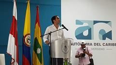 David Barguil conferencia foro Academia Para La Paz