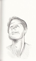 Ankunft 2.4 (JENS01) Tags: zeichnen bleistift drawing skizze sketch graphite pencildrawing