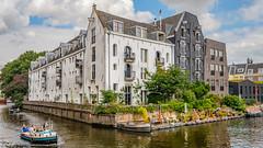 Smallepadsgracht-Realengracht (FotoCorn) Tags: amsterdam nederland nl canal gracht smallepadsgracht realengracht