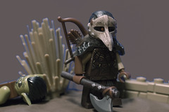 Crow Warrior (Ser Eathan) Tags: lego crow brickwarrior