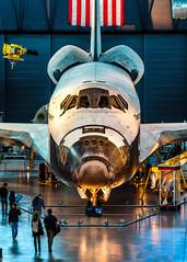 Retired Orbiter (Sky Noir) Tags: chantilly dulles international museum national smithsonian space unitedstates virginia washington