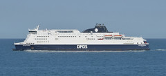 MS Cte des Flandres (lcfcian1) Tags: dfds ms cte des flandres msctedesflandres mscotedesflandres cote ferry boat water