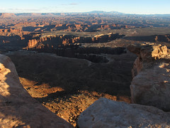 Canyonlands Edge (zoniedude1) Tags: utah canyonlands view landscape vista edge overlook canyonlandsvista overtheedge canyons hoodoos canyonlandsedge canyonlandsnationalpark cliffedge precipice verticaledge rim grandviewpoint 6240ftelevation shadows sunset light illumination sandstone whiterim redrocks islandinthesky erosion geology scenic wild slickrock wilderness sandstonerockscape rockformations rock weathering redrock canyoncountry southernutah coloradoriver sanjuancounty beauty outdoors exploration hiking adventure outinthewild discovery southernutah2015 southwest nature canonpowershotg12 pspx8 zoniedude1 earthnaturelife