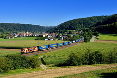 "182 572 ""TX Logistik"" Breitenfurt (Matthias Greinwald) Tags: tx logistik 182 572 werbelok gterzug walter klv breitenfurt"