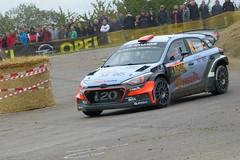P1140837 (DerXL) Tags: wrc fia adac rally rallye deutschland panzerplatte baumholder wrc2 wrc3 mosel