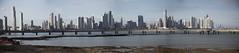 Panoramic of Panama City (Bernai Velarde-Light Seeker) Tags: panama city panoramic pacific ocean oceano pacifico bernai velarde buildings edificios ciudad bahia bay mar sea central centro america