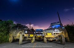 Suzuki Jimny 4WD Okinawa Japan (Shenanigans in Japan) Tags: suzuki jimny 4wd offroad custom okinawa japan jb23 ja11 longexposure nightphotography okinawa4wd 4x4