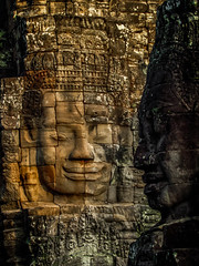 patrickrancoule-445 (Patrick RANCOULE) Tags: angkor angkorwat bouddha cambodge cambodia architecture bouddhisme sculptures temple visage