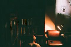 (maryam_mzadeh) Tags: father پدر fathersroom light نور canonae1 film fuji