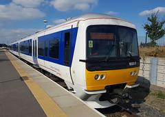 165018 (R~P~M) Tags: train railway diesel chilternrailways dbarriva england uk unitedkingdom greatbritain 165 aylesburyvaleparkway aylesbury bucks buckinghamshire multipleunit