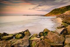 The Opal Coast in France (apersyannick) Tags: audinghen france opal coast cte dopale rocks sea water long exposure landscape seascape
