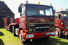Bedford TM 'The Wolds Wanderer' (Goolio60) Tags: classic truck lorry road transport vehicle bedford