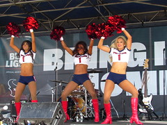 IMG_4983 (grooverman) Tags: houston texans cheerleaders nfl football game budweiser plaza nrg stadium texas 2016 nice sexy legs stomach boots canon powershot sx530