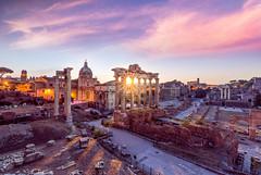 Roman Forum (Valentin Alexandru) Tags: forul roman forum roma italy coloseum coloseo italia europe europa travel hdr ancient colosseum vatican sunrise sunset urban arhitecture 500px art lazio